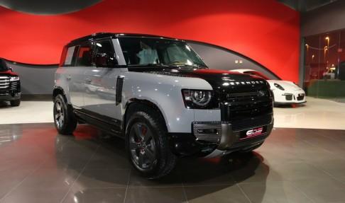 Land Rover Defender 110 X
