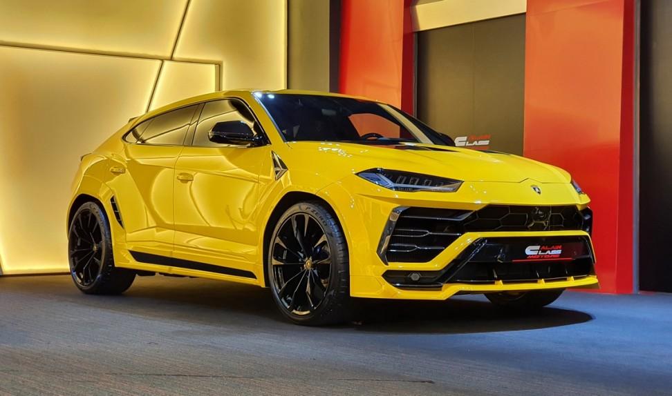 Lamborghini Urus Novitec Esteso Widebody