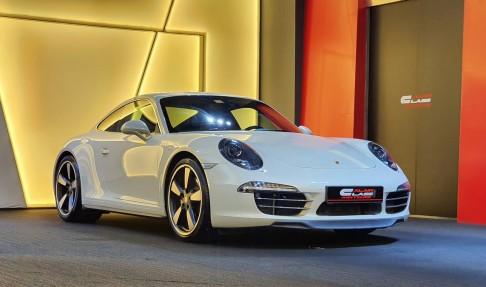 Porsche 911 Carrera 50th Anniversary – 1 of 1963