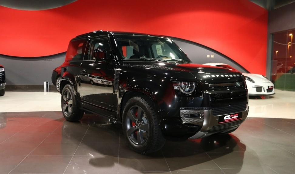 Land Rover Defender 90 X