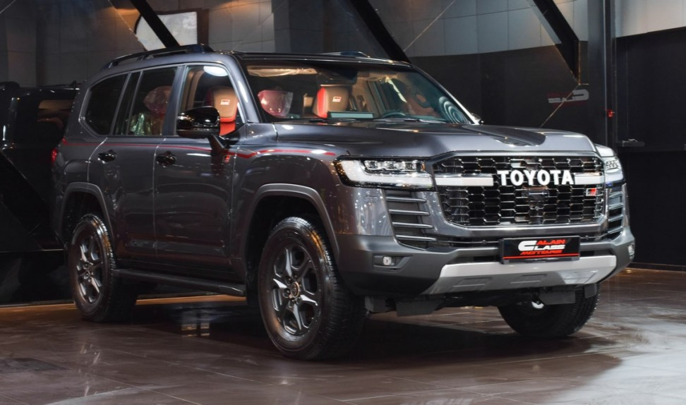 Toyota Land Cruiser GR Sport  Launch Edition
