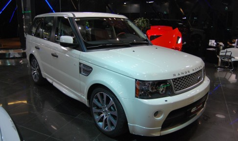 RANGE ROVER Auto Biography