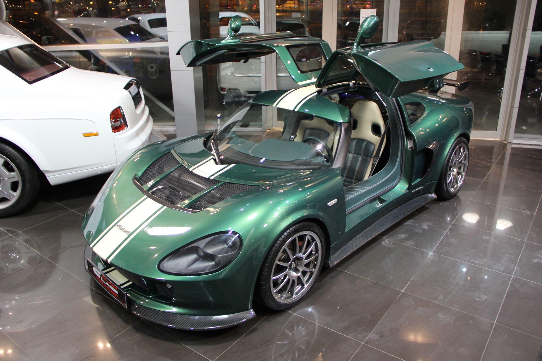 MELKUS RS 2000 GTS