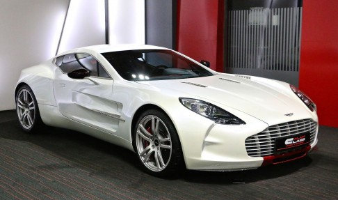 ASTON MARTIN One-77 Q Series
