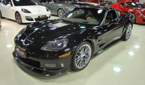 CHEVROLET Corvette ZR 1