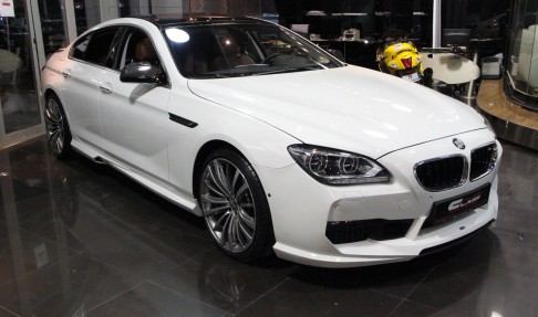BMW 650i Kelleners Sport Kit