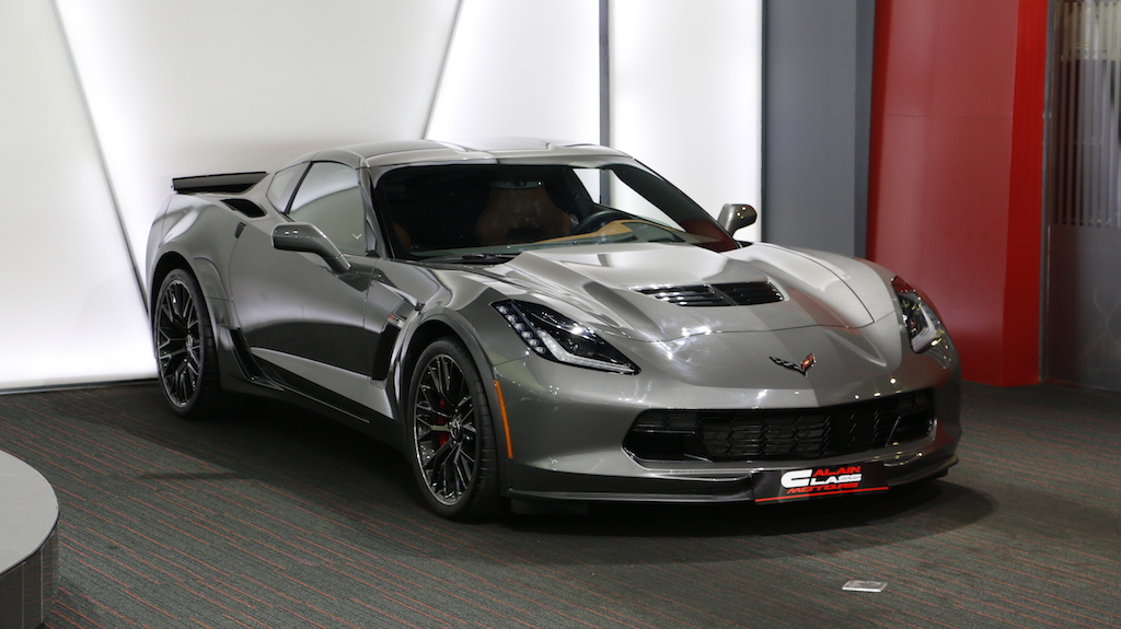 CHEVROLET Z06 Supercharge