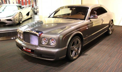 BENTLEY Brooklands Mulliner