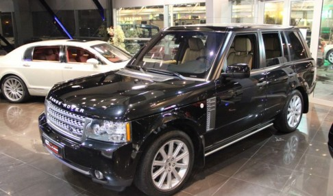 RANGE ROVER 	Vogue Supercharge