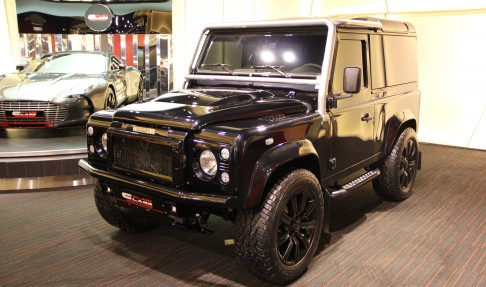 LAND ROVER Defender Icon