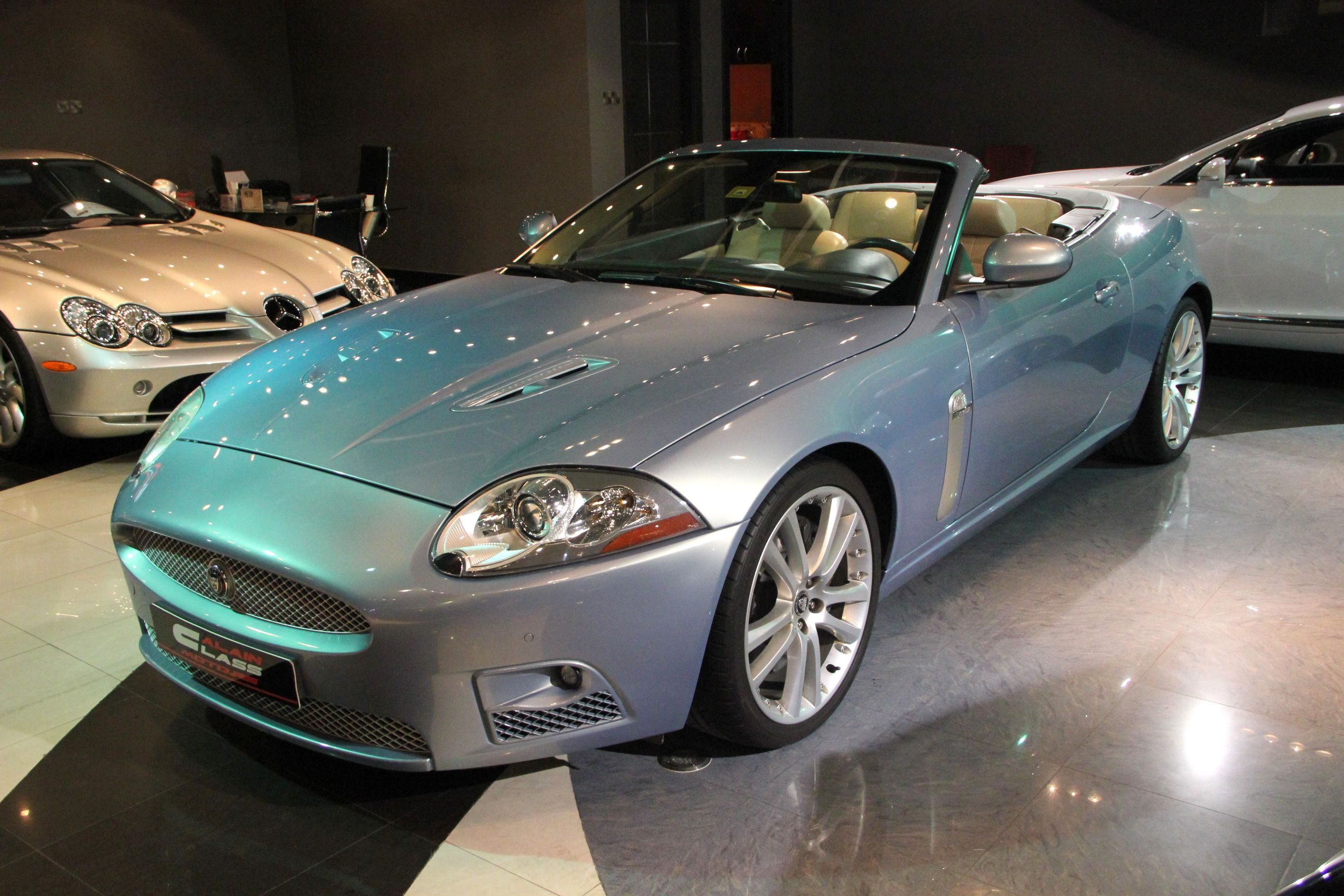 JAGUAR XKR-Convertible