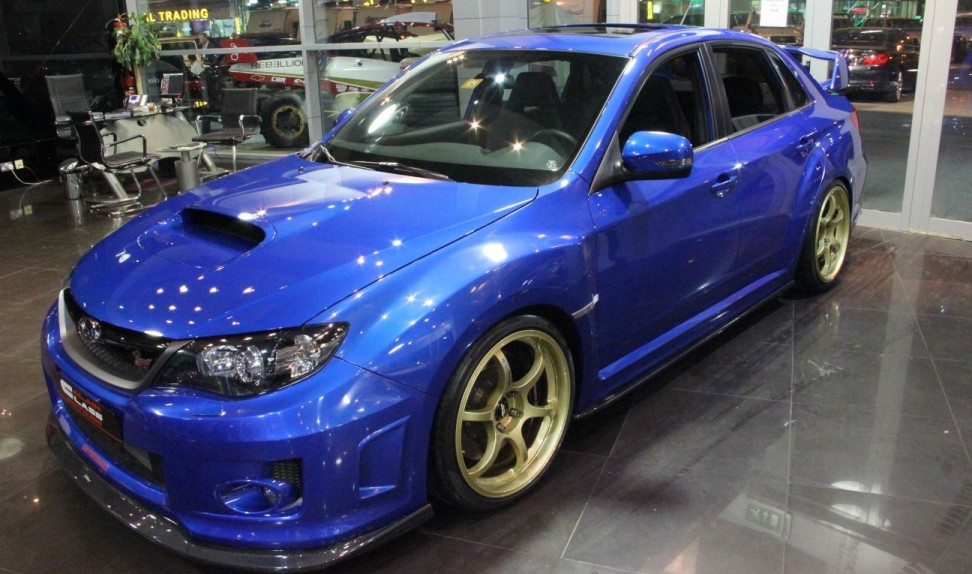 SUBARU Subaru WRX STI